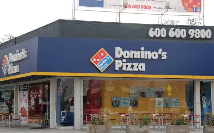 remodelacion espacio comida Dominos