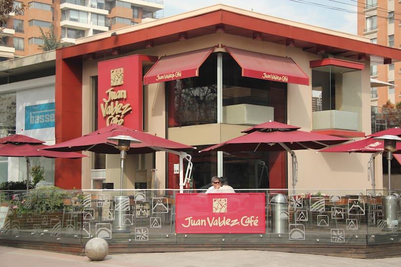 remodelacion espacios comida Juan Valdez Cafe