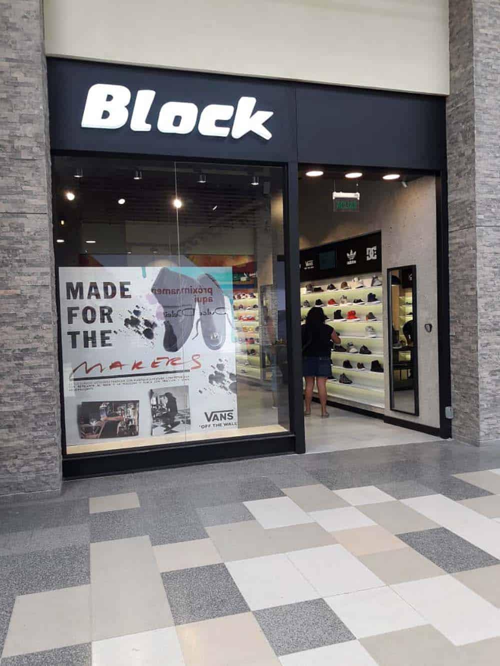 block espacios comerciales