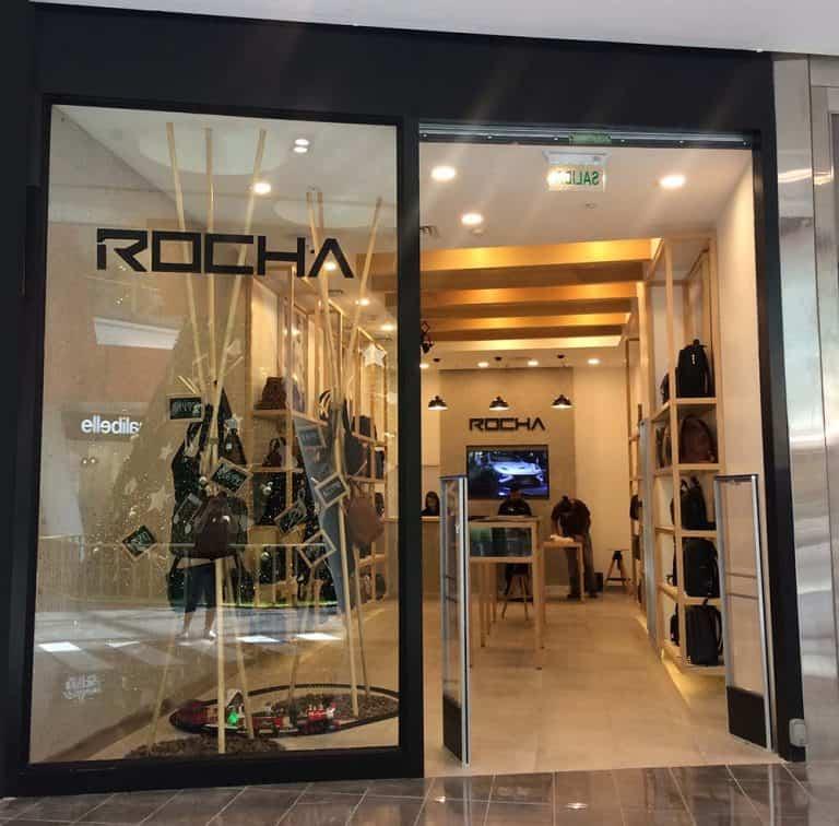 Construccion de Espacios Comerciales-ROCHA Mall Plaza Los Dominicos 1
